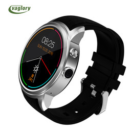 sim watch 3g 2019 - Wholesale- PY200 Smart Watch Android 5.1 MTK6580 Quad Core 8G ROM Smartwatch Clock Heart Rate Monitor Support 3G WIFI GP