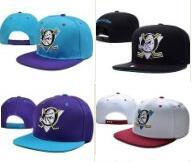 anaheim mighty ducks snapback Canada - Newest 2017 NHL Mighty Hockey Snapback Hats Anaheim Ducks bone cap Flat Fashion nhl Hats sports Cheap mens & women baseball caps wholesale