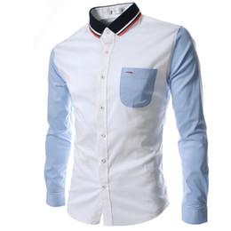 Discount Mens Dress Shirts Pocket | 2017 Mens Dress Shirts Pocket ...