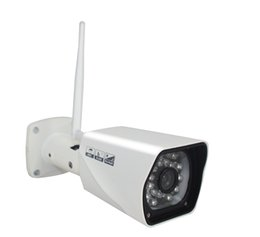 Wifi Outdoor Bullet Camera Canada - Wifi Camera IR Security IP Camera Outdoor H.264 2MP ONVIF 2.0 Mega 3.0 Mega pixels CMOS lens Bullet Camera