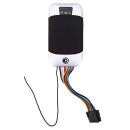 Опт Автоматический Отслежыватель GSM GPRS GPS автомобиля отслеживая положение прибора всеобщее точное в реальном масштабе времени отслеживая анти -- похищение TK303I водостойкое