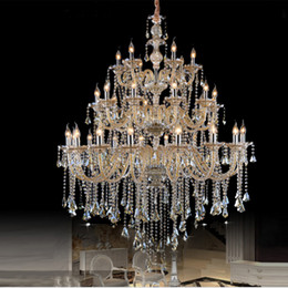 $enCountryForm.capitalKeyWord Australia - large crystal chandelier hotel project assembly hall crystal chandelier church luxury duplex building stair hotel banqueting hall chandelier