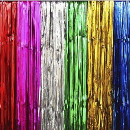 Discount new wedding decoration background 2018 new wedding 2018 new wedding decoration background new party decoration colorful background curtain birthday party decoration supplies wedding junglespirit Gallery