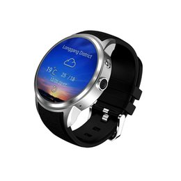 waterproof 3g smart phone watch Canada - Smart mobile Phone Android 5.1 MTK6580 Quad-core smart watches with camera GPS wifi support SIM card 3G WCDMA whatsapp facebook