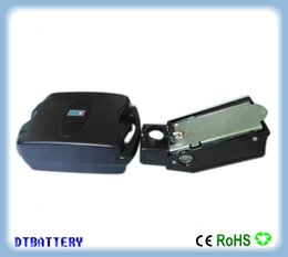 Petite grenouille 48V 13ah 500w ebike batterie 48V 13.6ahElectric batterie vélo / vélo Lithium ebike + chargeur en Solde
