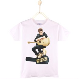 $enCountryForm.capitalKeyWord Canada - 2017 Fashion Nova Children Clothes Kids T-shirts Cotton Justin Bieber Boys T Shirts Girls Tops Baby Clothing 4-12T Free Shipping
