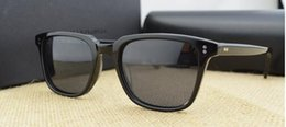 no.1 sun 2018 - Brand Sunglasses-Vintage Mens and Womens Sunglasses Oliver Peoples NDG-1-P Sun Glasses Women Retro Designer Men Brand Ey
