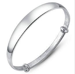 $enCountryForm.capitalKeyWord UK - 30% 925 Sterling Silver Bracelet Bohemian Bangles New Cheap Fine Jewelry White Gold Plating Wedding Jewelry Free Shipping