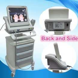 Machines De Levage À Vendre Pas Cher-Hifu Ultrasound Machine hifu visage levage lifting des rides anti vieillissement beauté machine thérapie salon 10000 coups hifu vente chaude