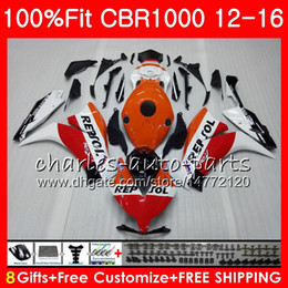color honda repsol 2019 - Injection For HONDA CBR1000 RR CBR 1000 RR 12 16 HOT Repsol red 88NO60 CBR 1000RR 12 13 14 15 16 CBR1000RR 2012 2013 201