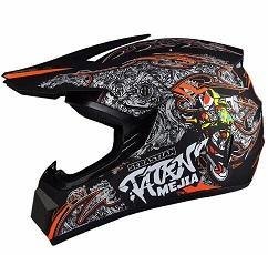 Dot Half Helmets Face Canada - Colorful DOT Motorcycle Helmets Motorcycle Accessories Off Road Helmet ATV Dirt Bike Downhill MTB DH Racing Helmet Cross Helmet