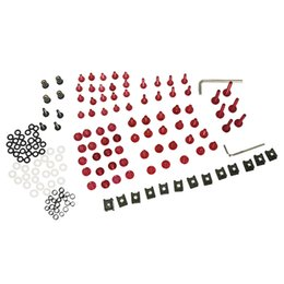 Motorcycle Body Kit Canada - Motorcycle Sportbike Fairing Body Bolts Kit Fastener Clips Screws