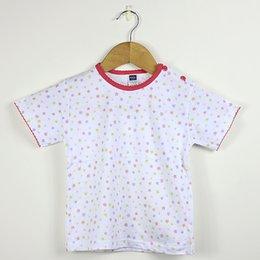 $enCountryForm.capitalKeyWord Canada - Cute Summer newborn baby boy girl boys cloths -short sleeeved fashion T shirt Sleeve T-Shirt Kids Baby New newborn kids boy girl Infant T-
