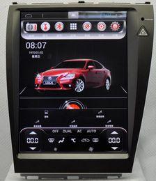 Venta al por mayor de 12.1 pulgadas Android 4.44 DVD Dvd Gps Navi Audio para LEXUS ES250 ES300 ES350 2006-2012-2012 1024 * 768 1GB WiFi 4G soporte Original Volante