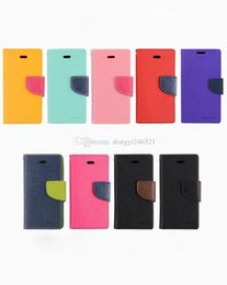 $enCountryForm.capitalKeyWord Canada - Wallet case leather PU TPU Hybrid Soft Case Folio Flip Cover for iPhone 5s 6 6s 7 Plus for samsung S7 with Package