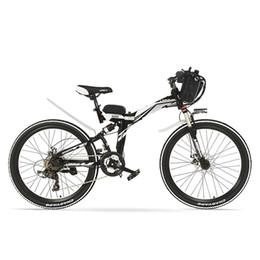 $enCountryForm.capitalKeyWord Australia - K660 26 Inch Folding Electric Bicycle, 500W 36V 15Ah, Full Suspension, Disc Brakes, E-bike Mountain Bike