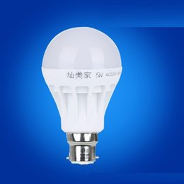 Globe Bulb B22 Australia - 3W 15W 10 Pack E27 B22 E14 LED Bulb Globe 220V Warm White Brightness Daylight Led Bulbs Economy Cool white Lights LT-012