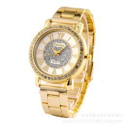 $enCountryForm.capitalKeyWord NZ - 2016 Famous design Fashion Men Watch Gold Silver Roman Matting Gold Silver High Quality Male Quartz watches Man Wristwatches