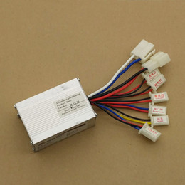 Motor Bicycles Australia - 250W DC 24V Brush Motor Speed Controller, Speed Control, Electric Bicycle Controller