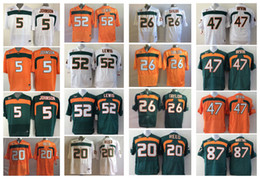 low priced 36091 b8fc9 Ed Reed Miami Jersey Suppliers | Best Ed Reed Miami Jersey ...
