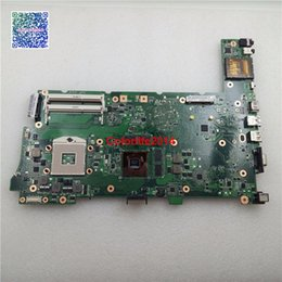 pci slot laptop NZ - 3 RAM Slots For ASUS N73SV REV 2.0 with Discrete Graphics Card N12P-GS-A1 GT540 1GB Motherboard Mainboard Fully Tested
