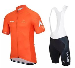 6b58236aa New Strava pro cycling jersey 2017 Bisiklet team sport suit bike maillot  ropa ciclismo Bicycle MTB bicicleta clothing set