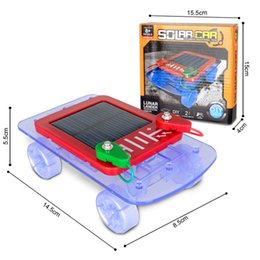 Discount tech toys - High tech toys creative science and technology experiment Suite 2 in conjunction with the 1 toy solar energy assembly DI
