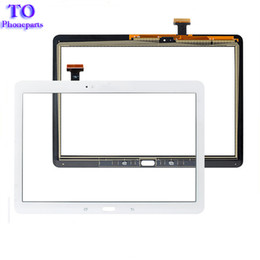 samsung note screen digitizer 2019 - Touch Screen For Samsung Note P601 P600 Touch Screen Digitizer Glass Panel Replacement Parts Black White Free Dhl cheap