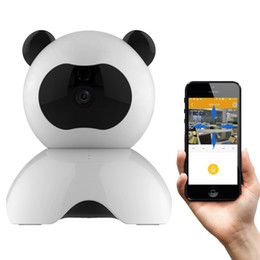 Chinese  Wireless Security IP Camera - Includes Night Vision and Two-Way Audio, 720P HD Security Wifi Camera with Pan Tilt Motion Detection Alerts manufacturers