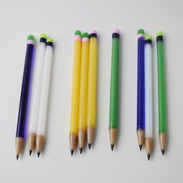 $enCountryForm.capitalKeyWord Canada - Glass Dabber Wax Oil Rig Picker Pencil Shape 5.5 Inch Length Pyrex Glass Smoking Bongs Dab Rig for Pipe New Design Pen Style Tobacco Tool