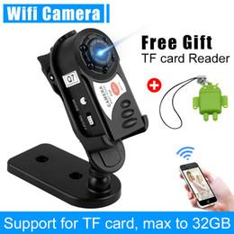 $enCountryForm.capitalKeyWord NZ - Wholesale-New Q7 HD Mini DV Camcorder Digital Camera Infrared Night Vision Video Audio Recorder Webcam DVR Support 32G TF Card