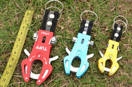 $enCountryForm.capitalKeyWord Canada - Outdoor survival multi-purpose aluminum alloy medium tiger button Can be used as a key chain hook mountaineering buckle hooks