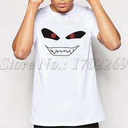 Wholesale  New Arrivals Majin Buu Creative Design Men T Shirt Dragon Ball Z  Short Sleeve Casual Tops Smiling Face Cool Tee For Men Discount Cool T  Shirts ...