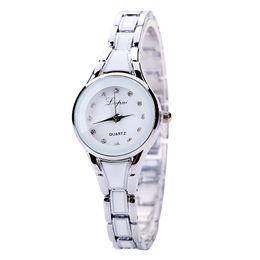 Brand Luxury Style Watch UK - 30% Small Dial Dialmond Watch Diamond Bracelet gifts New Style Women Casual Luxury Watches female Brand clock Utop2012