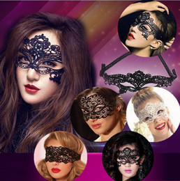 $enCountryForm.capitalKeyWord Canada - Lovely Lace mask Halloween Masquerade Venetian Party Half Face Mask Woman Sexy Mask For Christmas Disco paty masks A0185