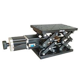 Wholesale PT-GD402 Electric Lifting Platform, Motorized Lab Jack, Elevator, Optical Sliding Lift, 110mm Travel