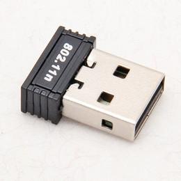 $enCountryForm.capitalKeyWord Canada - Wholesale- joioo wifi dongle RTL8188 chips Mini 150Mbps USB Wireless Network Card WiFi LAN Adapter Antenna 802.11n b g new