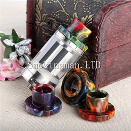 ElEctronic cigarEttEs atomizErs bEst quality online shopping - DHL Epoxy Resin Drip Tips For Cleito Atomizer Tank Best Cleito Mouthpiece Colorful High quality Electronic Cigarette