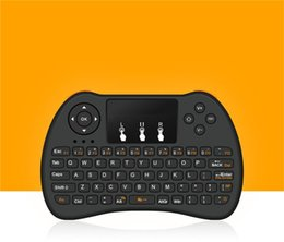 China 2.4GHz Wireless H9 Fly Air Mouse Mini QWERTY Keyboard with Touch Pad Android TV Box Remote Control Gamepad Controller for IPTV T95 suppliers
