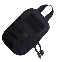 Army equipment online shopping - Army Fans Mobile Phone Bag Outdoors CS Equipment Accessory Package Be Easy To Carry About Various Colors Tools Pouch Sport Bag hc J1