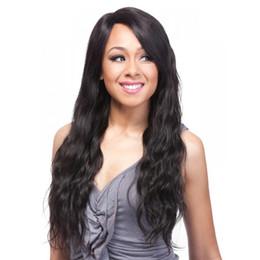 Custom full laCe human hair wigs online shopping - Virgin Peruvian Long Human Hair Wigs Wavy full Lace Wig Body Wave Remy Hair Glueless Full Lace Wig Bleach Knot Top Grade Can design Custom
