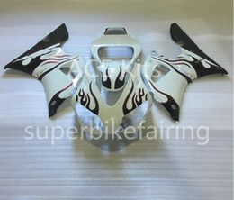99 98 Yamaha R1 Fairing Red NZ - 3Gifts New Hot sales bike Fairings Kits For YAMAHA YZF-R1 1998 1999 R1 98 99 YZF1000 Cool Red White SX22