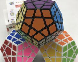 $enCountryForm.capitalKeyWord Australia - NEWEST 12 sides Shengshou Megaminx cube Magic Dodecahedron Blocks Puzzle Magic Cubes Learning&educational Cube Magic Toys For Children