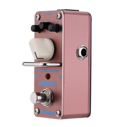 effect guitar multi delay NZ - New Arrival! High Quality AROMA ADR-3 Dumbler Amp Simulator Mini Single Electric Guitar Effect Pedal with True Bypass digital delay pedal