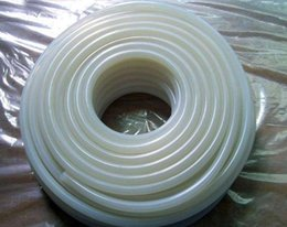 online shopping Silicone rubber tube hose tubing pipe ID mm OD mm