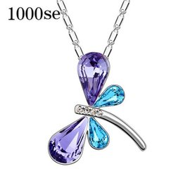 a644898926c38 SwarovSki necklaceS Sale online shopping - 2017 new A genuine SWAROVSKI  Elements Crystal Necklace with pendant
