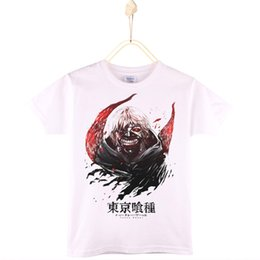 $enCountryForm.capitalKeyWord Canada - 2017 New Casual Spring Summer Children Clothes Kids T-shirt Tokyo Ghoul 100% Cotton Design Boys T Shirts Girls Tops Baby Tshirt