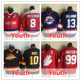 huge discount c4af3 a064a Gretzky Youth Jerseys NZ | Buy New Gretzky Youth Jerseys ...