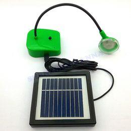 Wholesale  2016 Led Solar Light Outdoor Hot Sale 1pc Free Shipping Folding  Portable Led Solar Desk Table Emergency Lamp Eco Energy #dt054
