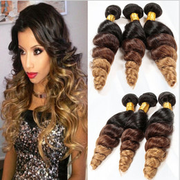 Discount top quality blonde weave 2018 top quality hair weave discount top quality blonde weave top quality peruvian ombre virgin hair weave wefts 3bundles lot three pmusecretfo Images